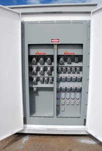 Elecon Skid Shack