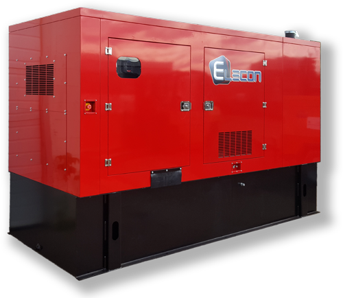 Elecon 100KW Enclosed Quiet Pack [EDGQ-100]
